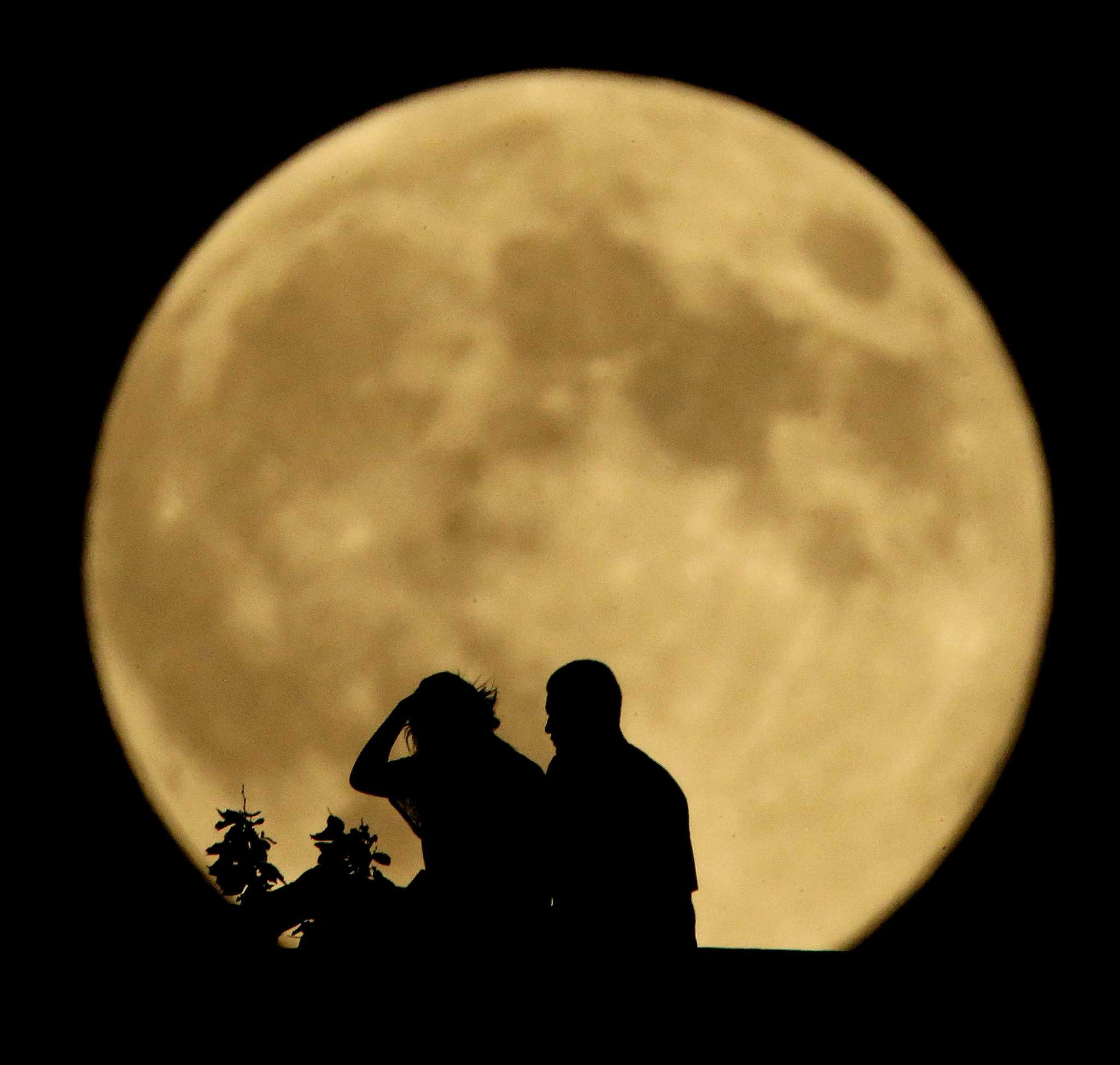Brightest Supermoon To Be Closest To Earth In 68 Years