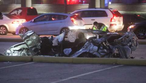 FM 1960 reopens after driver decapitated in wreck - Houston