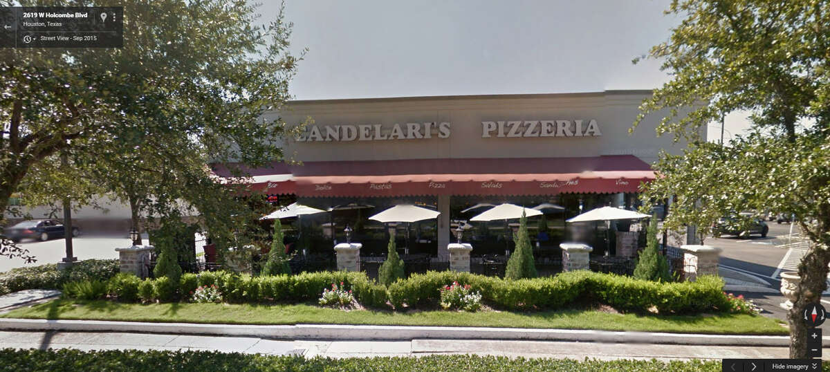 Candelaria's Pizzaria 2617 W Holcombe Blvd, Houston, TX 77025 Demerits: 41 Inspection Highlights: Operating a food establishment (CANDELARI'S PIZZARIA) not in full compliance with Article II. Observed Sewage back up in dish washing area. This establishment was temporarily closed.