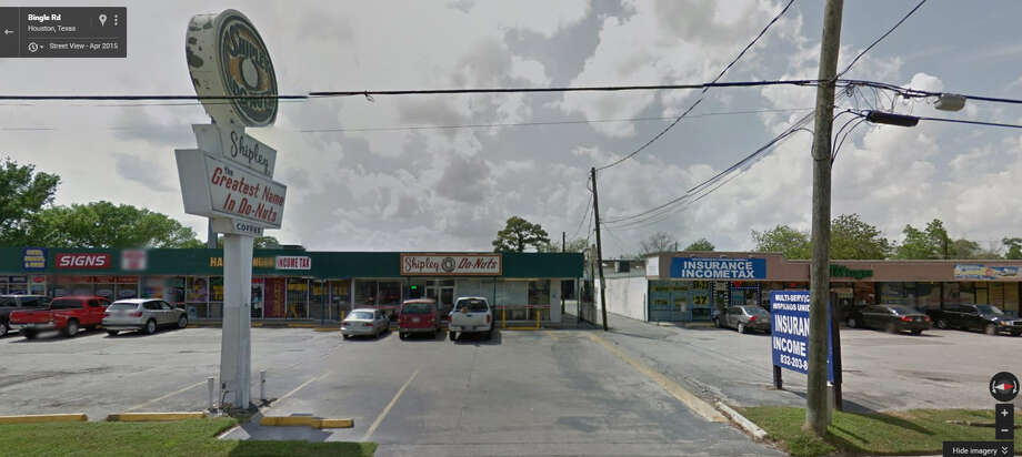 Shipley's Donuts1829 Bingle, Houston, TX 77055Demerits: 96 Inspection Highlights: Establishment not in compliance with Article II, Food Ordinance. (20-21.21(a) Temporarily closed due to presence of roaches not minimized within establishment. Photo: Google Maps Screen Shot