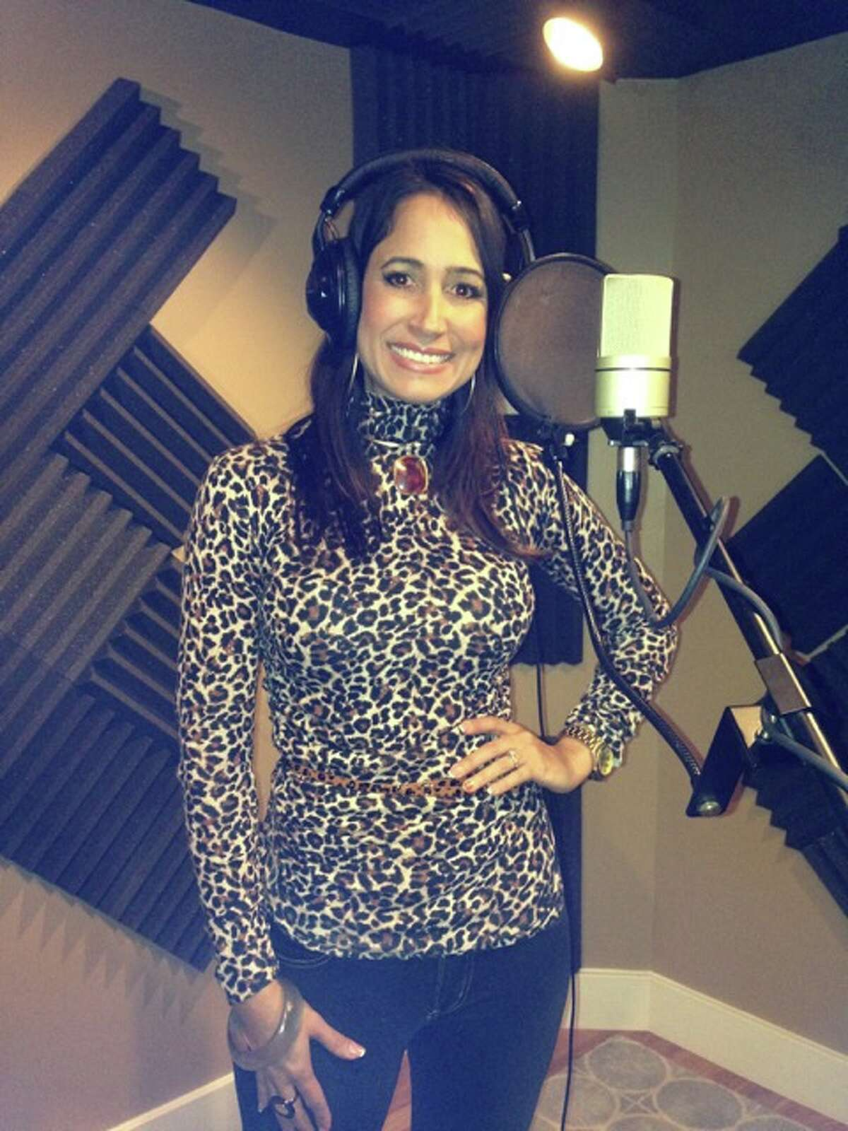 Rita Verreos of San Antonio said she recently scored an on-air job with iHeartRadio stations in Miami.