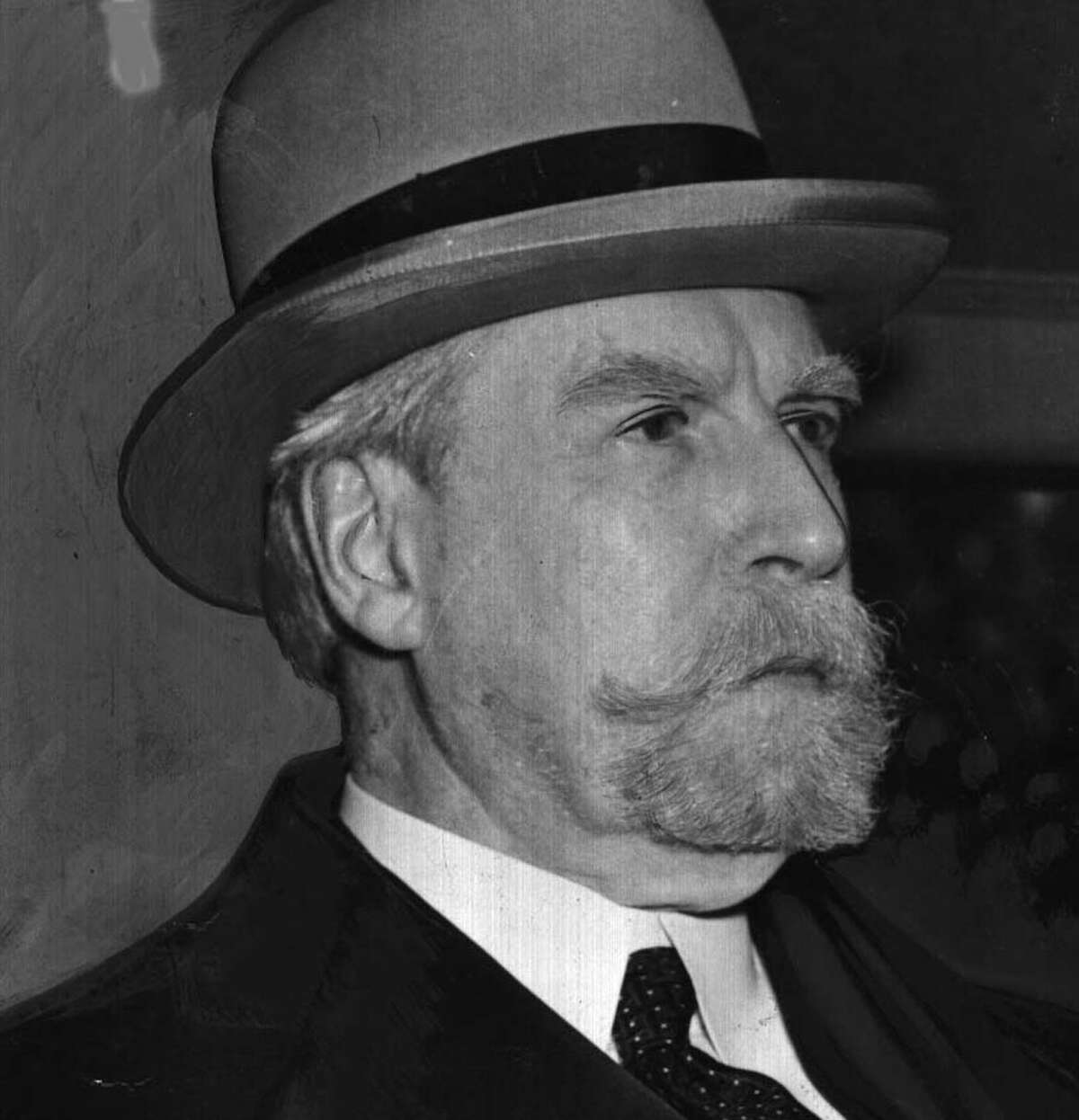 Charles Evans Hughes, Chief Justice of the Supreem Court, and Governor of New York State. 10/5/1938.