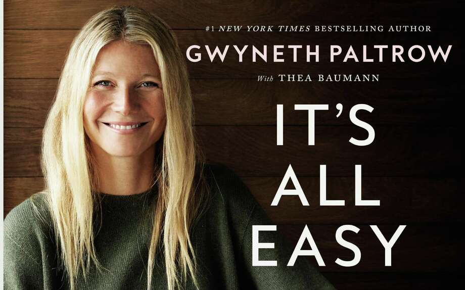 "The cover of ""It's All Easy"" (Goop Press, $35) Photo: Ditte Isager /Courtesy ""It's All Easy"""