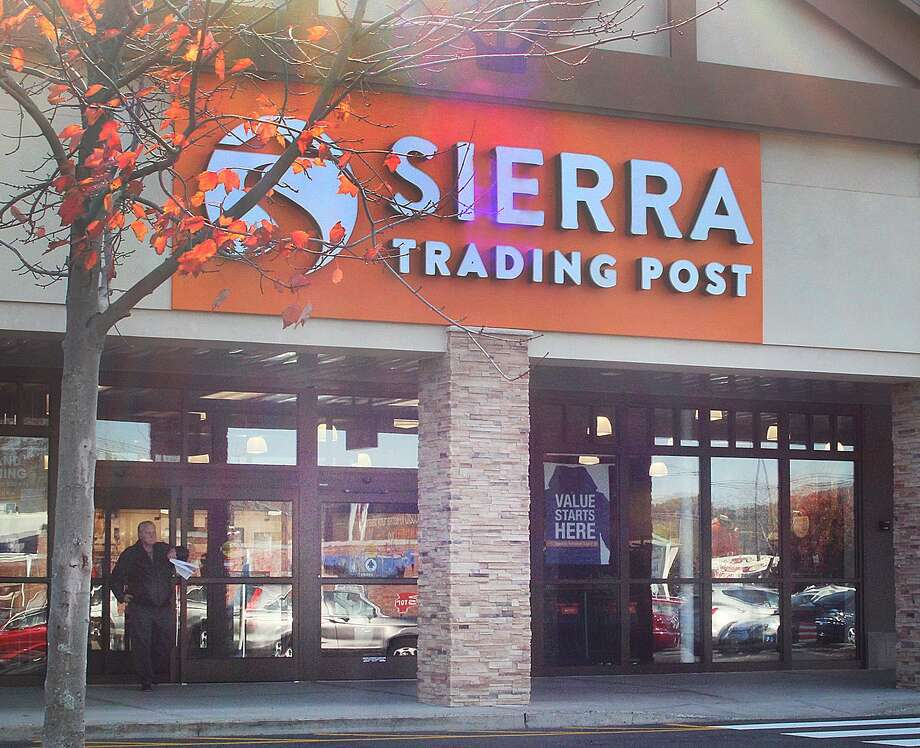 Sierra Trading Post at 67 Newtown Road in Danbury, Conn., opened to the public on Wednesday, Nov. 2, 2016. Photo: Chris Bosak / Connecticut Hearst Media / The News-Times