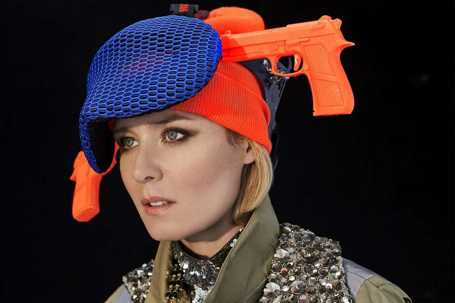 "Róisín Murphy on playing Coachella alongside Lady Gaga: ""It's going to be really awkward."" Photo: Nicole Nodland"