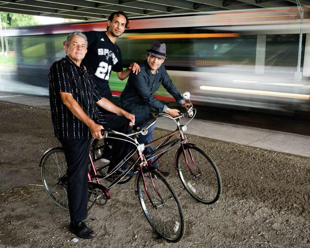 Three Artistas -- Oscar Alvarado, Jesse Borrego and Jacinto Guevara -- will present a mobile art experience throughout the footprint for the 2016 Luminaria.