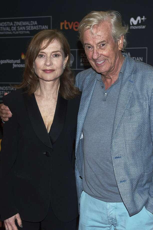"""Paul Verhoeven directed """"Elle."""" Photo: Carlos Alvarez, Getty Images"""