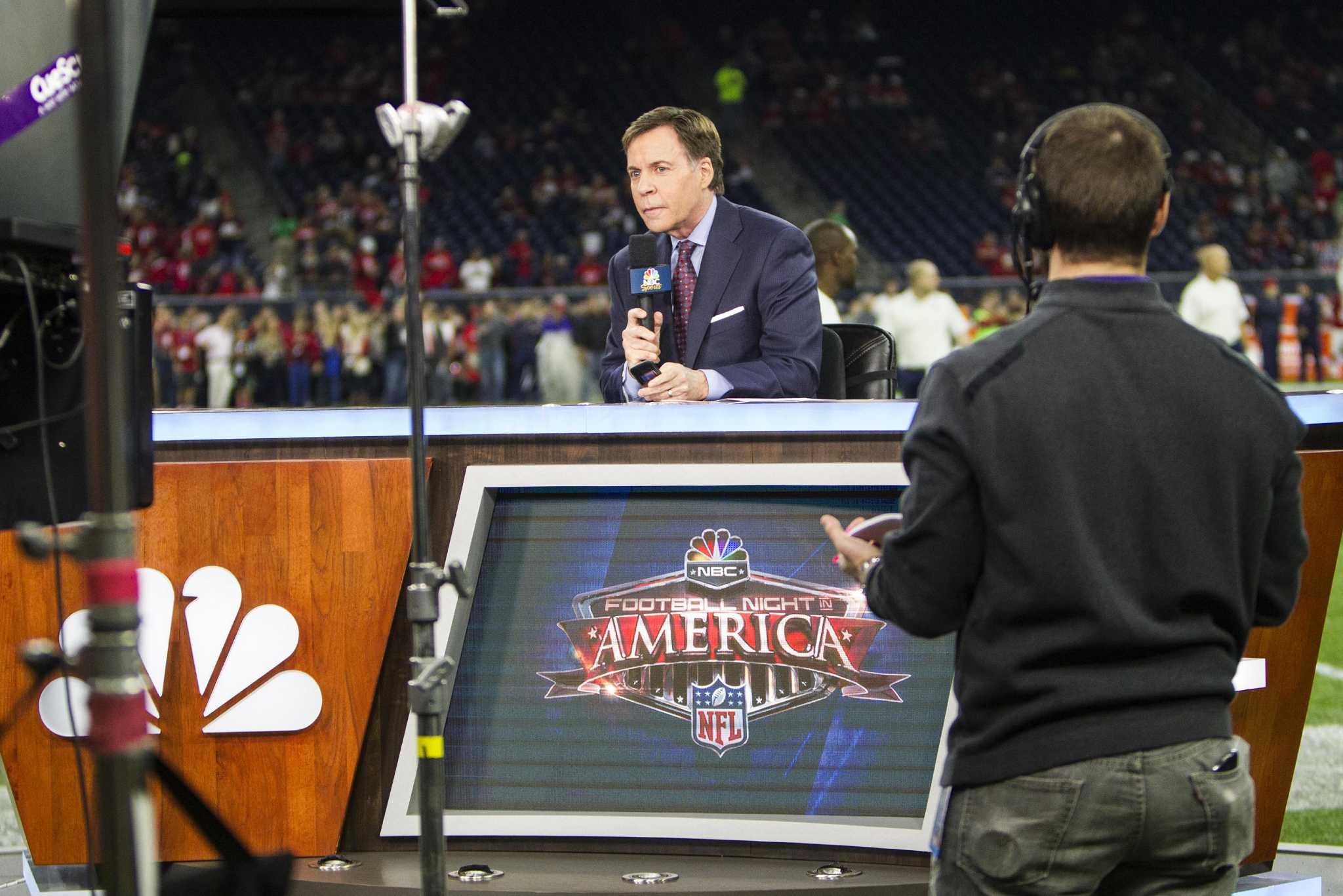 Nbc Sports To Begin Thursday Night Broadcasts Newstimes