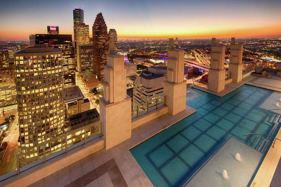 Downtown Houston: $1,570 Photo: Courtesy