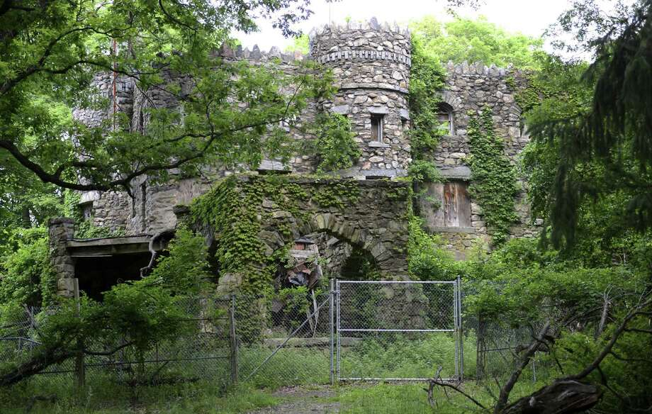 Partial demolition of Hearthstone Castle is among the projects that will be funded if voters approve $10 million worth of bond items on Tuesday's ballot in Danbury. Photo: Tyler Sizemore /Hearst Connecticut Media / The News-Times