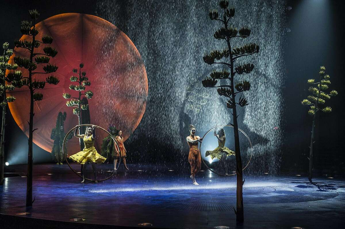 Cirque du Soleil takes inspiration from Mexico for its latest show