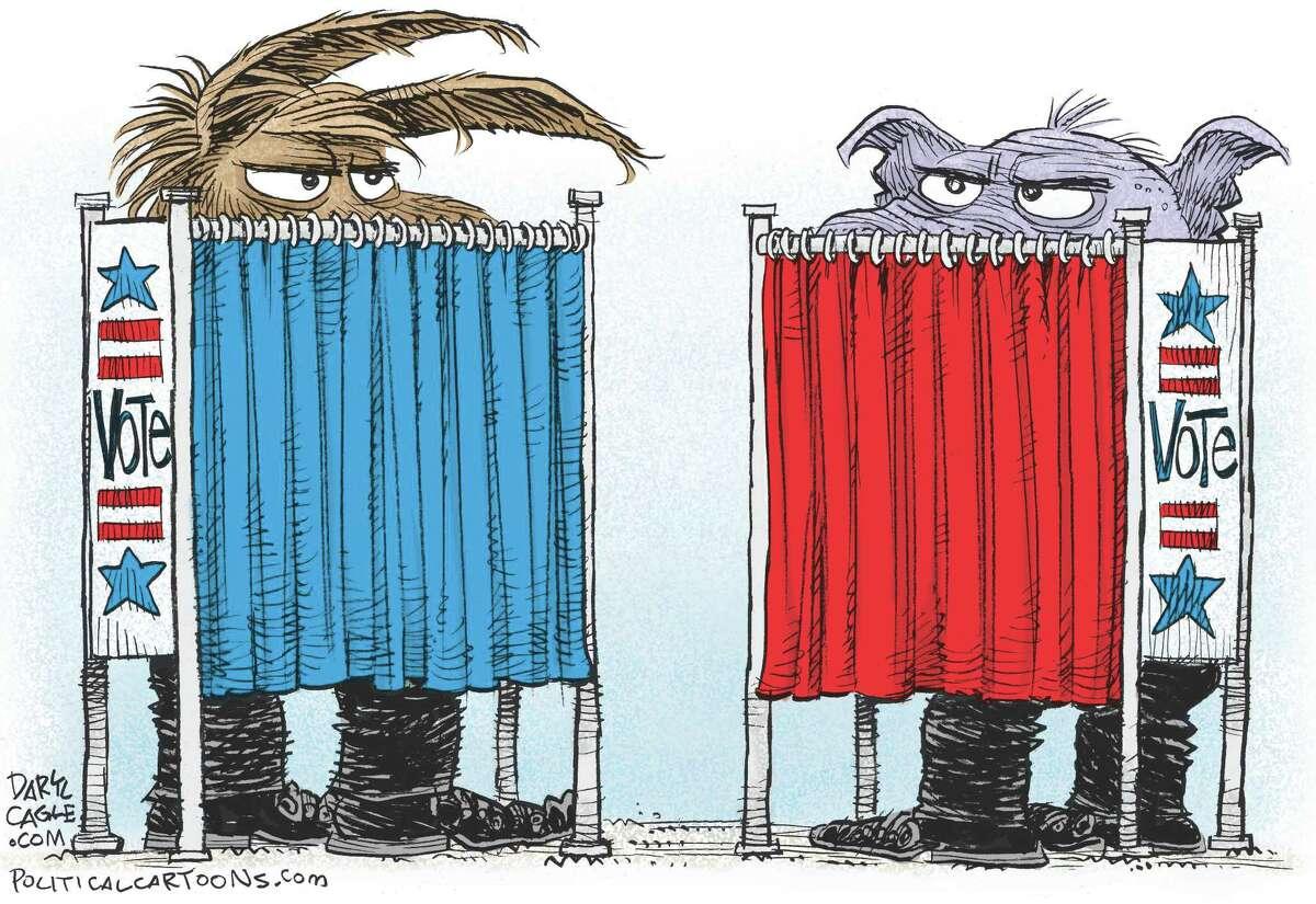 Cartoon for Editorial