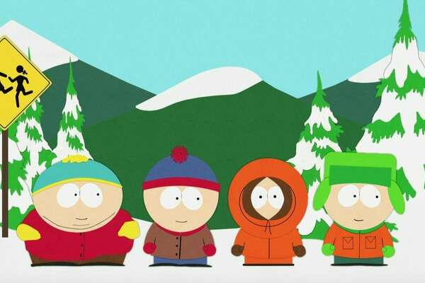 #13. South Park   Smart Rating:  88.55  Series Span:  8/13/97 - present   Original Network:  Comedy Central  Description:  The adventures of four boys who live in South Park, Colorado. Renowned for its dark humor and satire, the show was created by Trey Parker and Matt Stone and has aired 20 seasons to date.