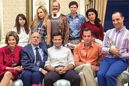 #10. Arrested Development   Smart Rating:  89.15  Series Span:  11/2/03 - present   Original Network:  Fox  Description:  An eccentric family suffers a reversal of fortune. The show was cancelled after three seasons on Fox but was subsequently revived and picked up by Netflix for a fourth season, which ran in 2013.