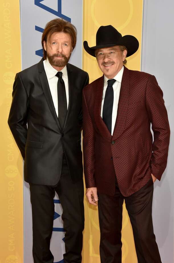 Brooks & DunnThe duo is back together and playing Las Vegas so what's a trip east for a night of hits worth? Photo: John Shearer/WireImage
