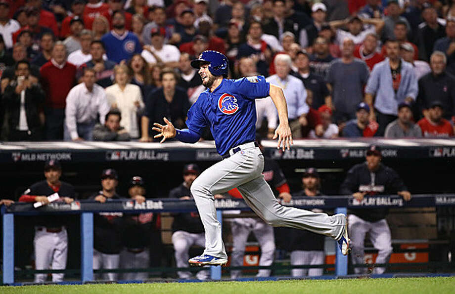 5045732fbbe Chicago Cubs End World Series Drought