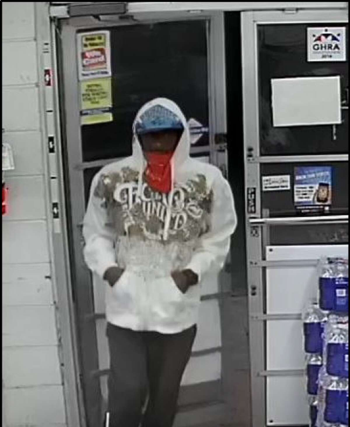 Pearland police are seeking the public's help in identifying this suspect who robbed the Tweety Market convenience store on Oct. 30, 2016.