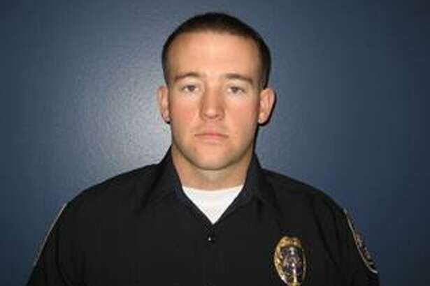 Midland Police Department Officer Jacob Churchwell remains hospitalized after he lost control of his MPD cruiser Wednesday afternoon during a high-speed pursuit.