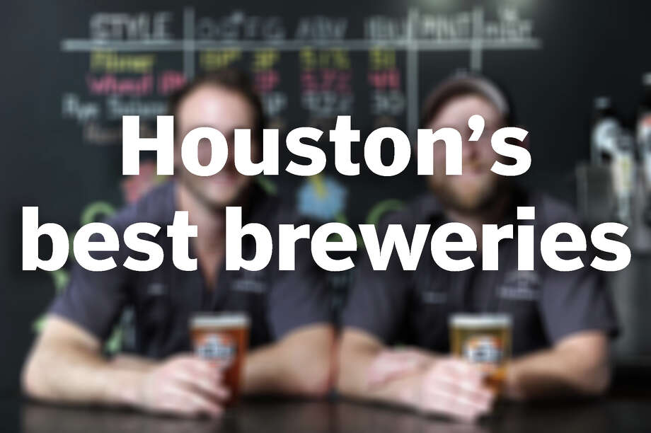 PHOTO: Houston's Best BreweriesHey you, go drink some beer! Click through to check out some of Houston beer lovers' favorite local breweries... Photo: Eric Christian Smith/Freelance