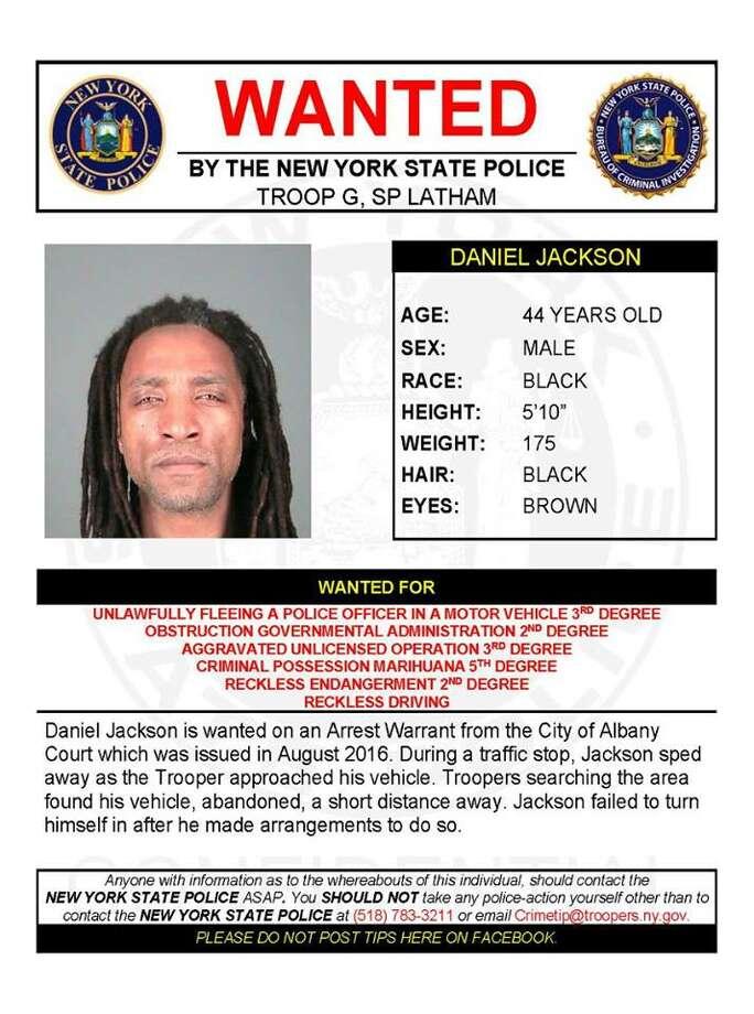 Daniel Jackson, 44. (State Police)