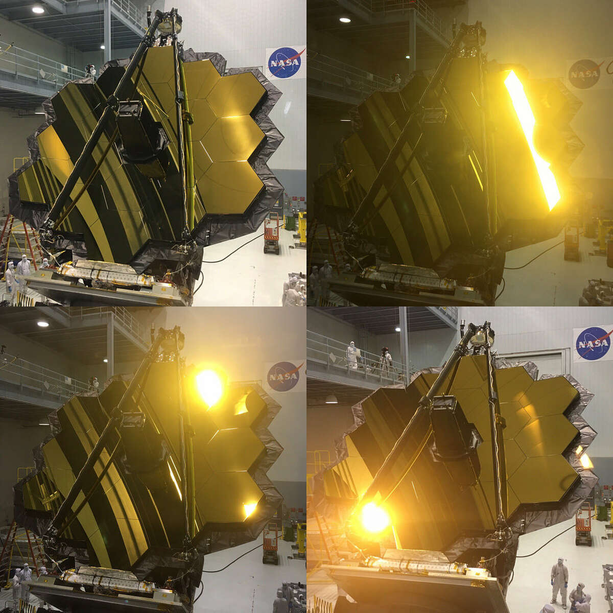 The largest and most powerful telescope to ever be launched into space, NASA's James Webb Telescope, is nearly ready to blast off.