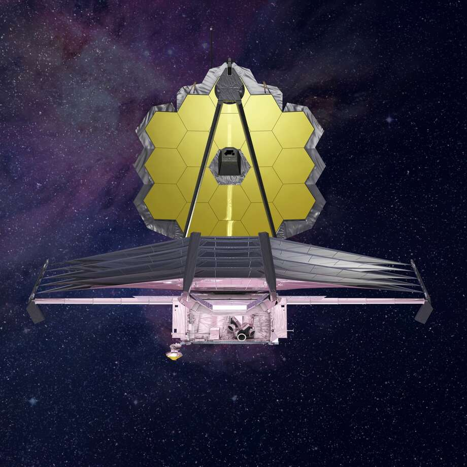Problems have driven up development costs of NASA's James Webb Space Telescope to nearly $9 billion. Photo: NASA/James Webb Space Telescope