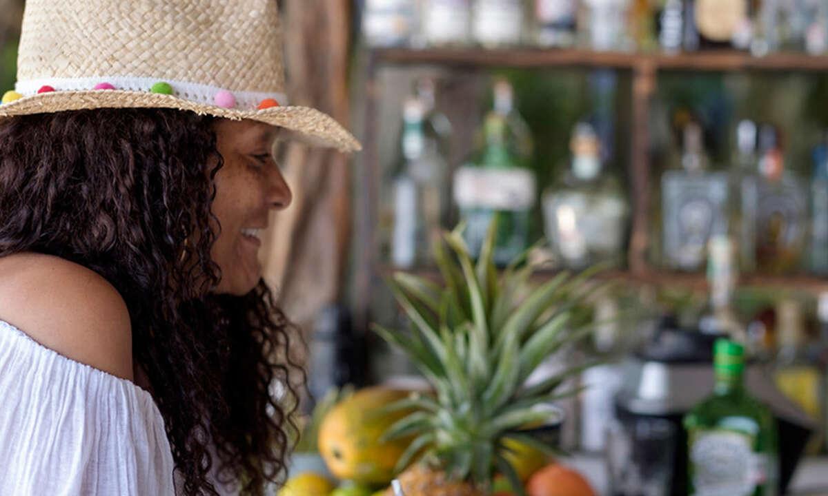 Chef Shakti Baum of Etta's Table will participate in Houston Black Restaurant Week's Harvest the Block, Nov. 4-6, a fall culinary series highlighting Texas' black farmers.