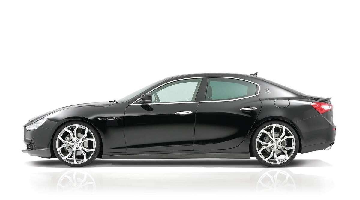 4. Maserati Ghibli Average five-year depreciation: 69.2%