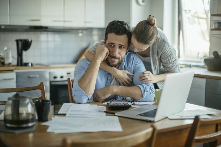 Scan you home-finance papers to make life easier, Ronald Lipman advises. Photo: Geber86/Getty Images