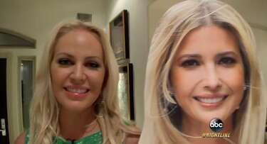 View Ivanka Trump Chin Implant  Gif