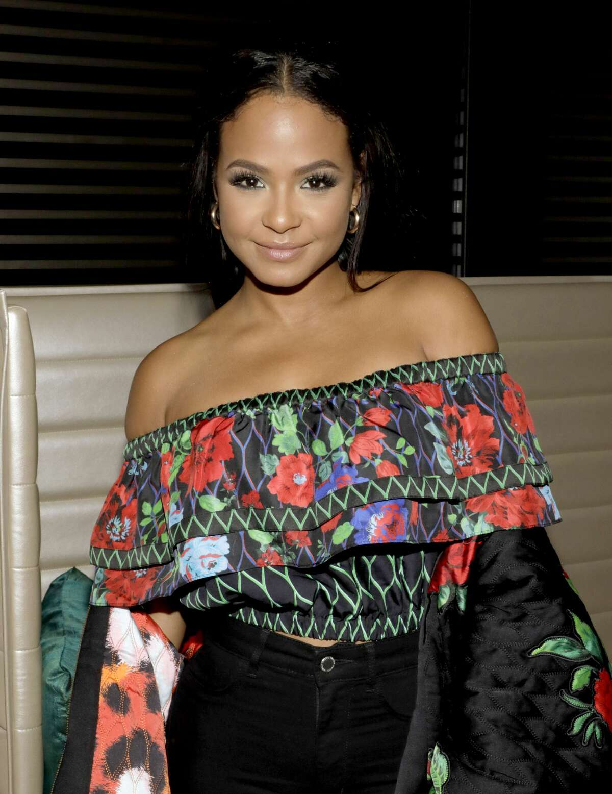 LOS ANGELES, CA - NOVEMBER 02: Actress/Singer Christina Milian attends Latina's 20th Anniversary celebrating The Hollywood Hot List Honorees at STK on November 2, 2016 in Los Angeles, California. (Photo by Rachel Murray/Getty Images for Latina Magazine)