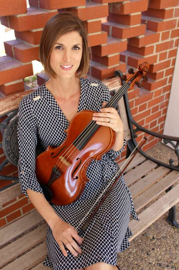 Violist Melissa Madura is the featured player at Saturday's MOSC concert. Photo: Courtesy Photo