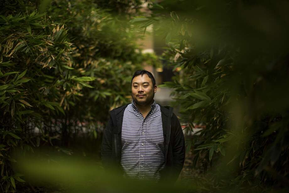 Chef David Chang wants to create a model for restaurants that won't have dining rooms. Photo: JOSH HANER, NYT