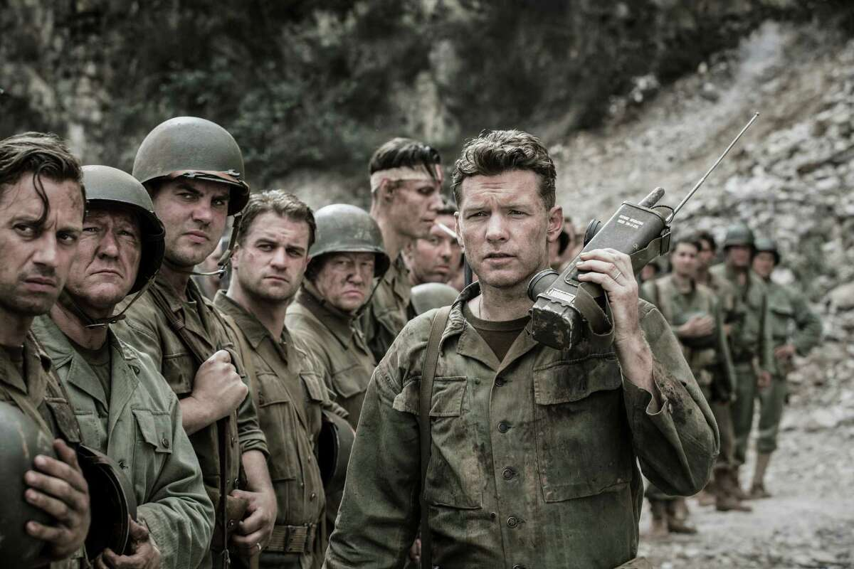 This image released by Summit shows Sam Worthington in a scene from