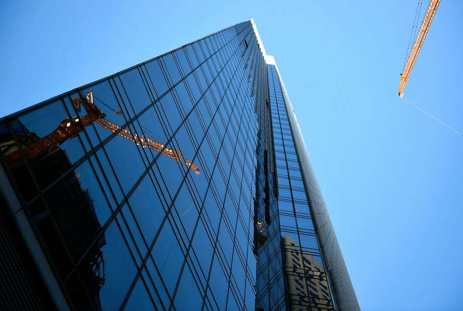The Millennium Tower is sinking and tilting toward the northwest, but a panel of three engineers says the tilt has not had a signif icant effect on its safety. Photo: Michael Noble Jr., The Chronicle