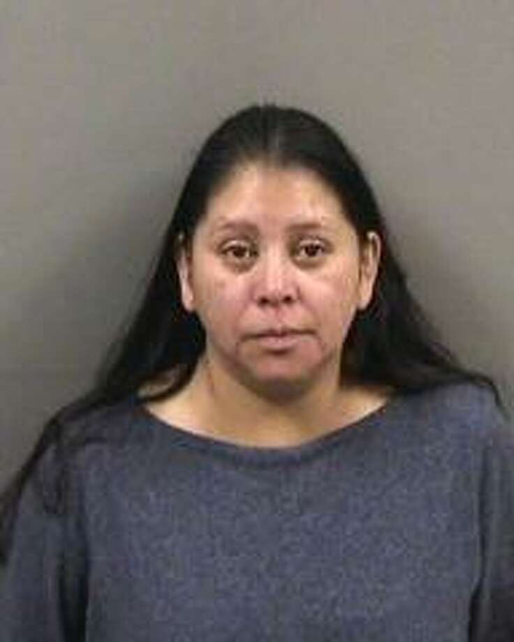 Ingrid Perez, 44, was charged with one felony count and one misdemeanor count of child abuse Wednesday after a family provided home surveillance footage of her allegedly physically harming their 6-month-old baby. Photo: Berkeley Police Department / Berkeley Police Department /