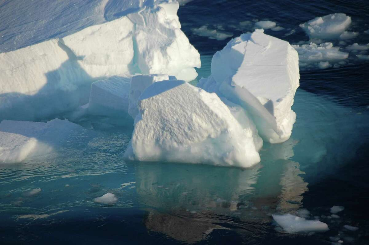 At current carbon emission levels, experts say the Arctic will likely be free of sea ice in September around midcentury.