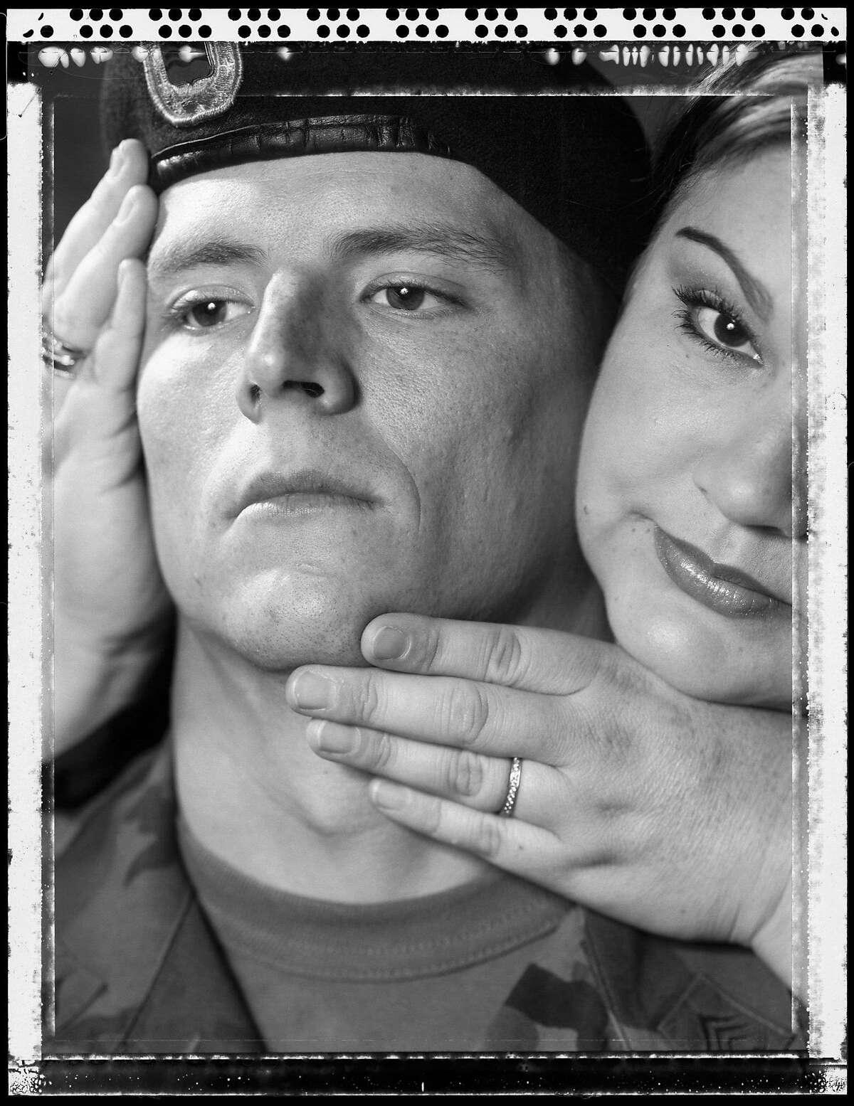 Photo Credit: Suzanne Opton, Hipwell � 382 Days in Iraq, 2005