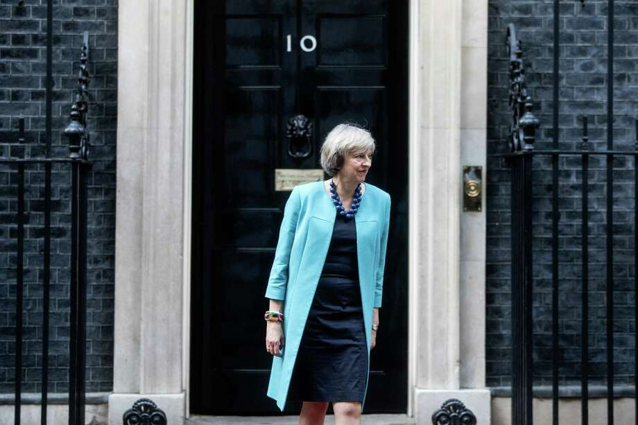 The High Court's ruling for a parliamentary vote on Britain's exit from the European Union could be a blow to Prime Minister Theresa May. She had planned to begin the legal steps for leaving the EU by the end of March. If the court's ruling is upheld, her plan will be thrown into disarray, analysts say.  Photo: Simon Dawson / © 2016 Bloomberg Finance LP