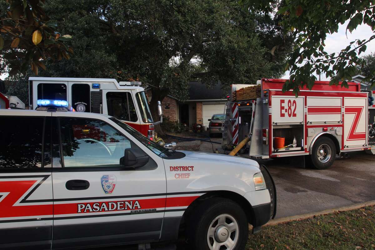 The fire broke out about 5 p.m. Thursday in the 5000 block of Parkland.