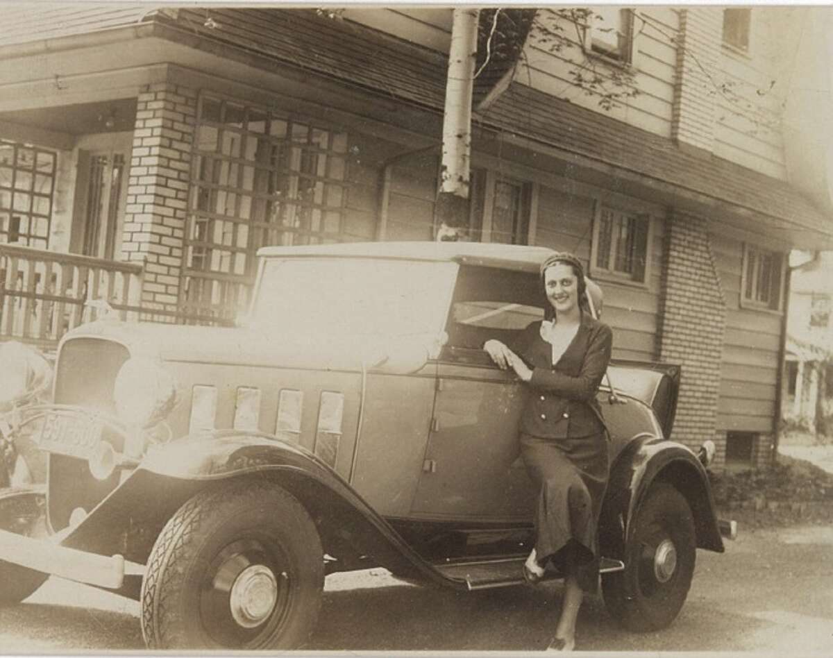 Houston Mayor Pro Tem Ellen Cohen's 101-year-old mother, Elaine Rippner, is shown here on her 16th birthday in 1932.