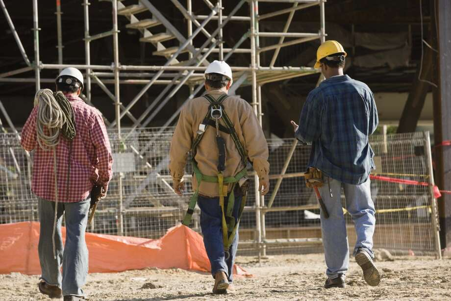 Construction work often includes immigrants. Photo: Getty Images / (c) Jupiterimages