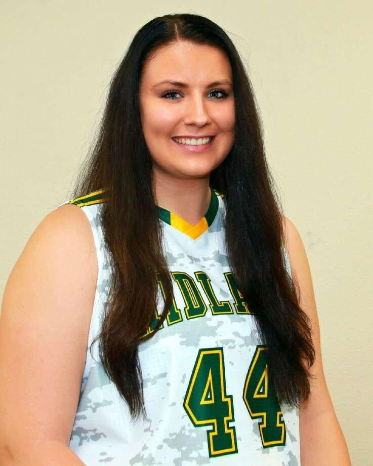 Midland College sophomore Lisa Kaempf