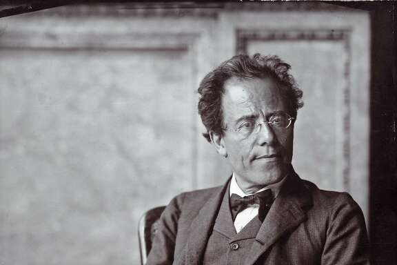 The Austrian composer Gustav Mahler. Photograph by Moriz Nahr. 1907. ( One year before the Chicago Cubs won the 1908 World Series )