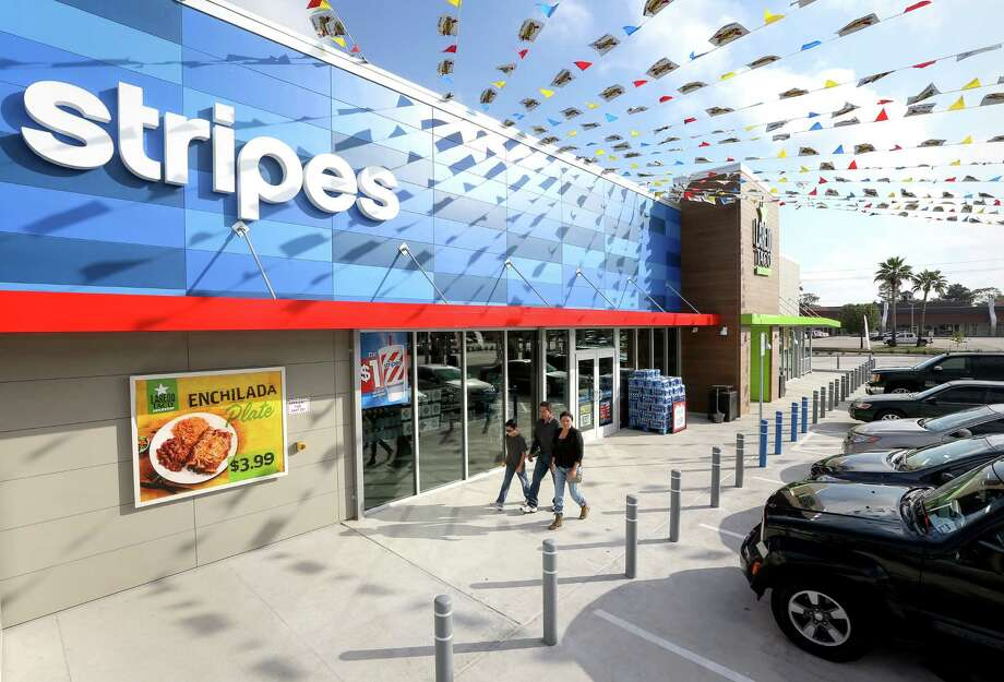 Sunoco expanded its Texas footprint by acquiring the Stripes convenience store chain. This location is at 12557 Woodforest. Photo: Jon Shapley, Staff / © 2015  Houston Chronicle