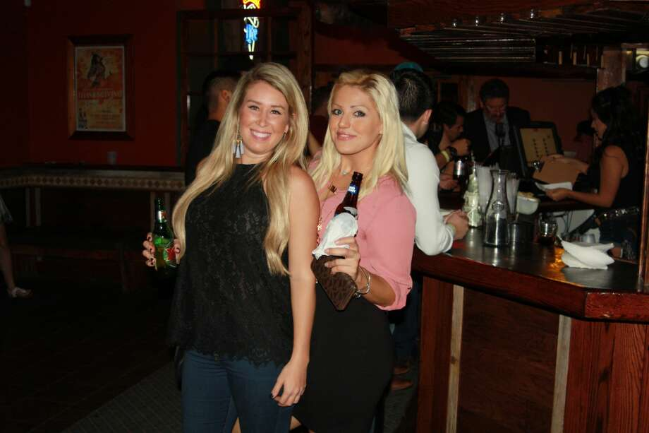San Antonio's country crowd started their weekend off early by hitting up Ladies' Night at Wild West on Thursday, Nov. 3, 2016. Photo: Kody Melton For MySA.com