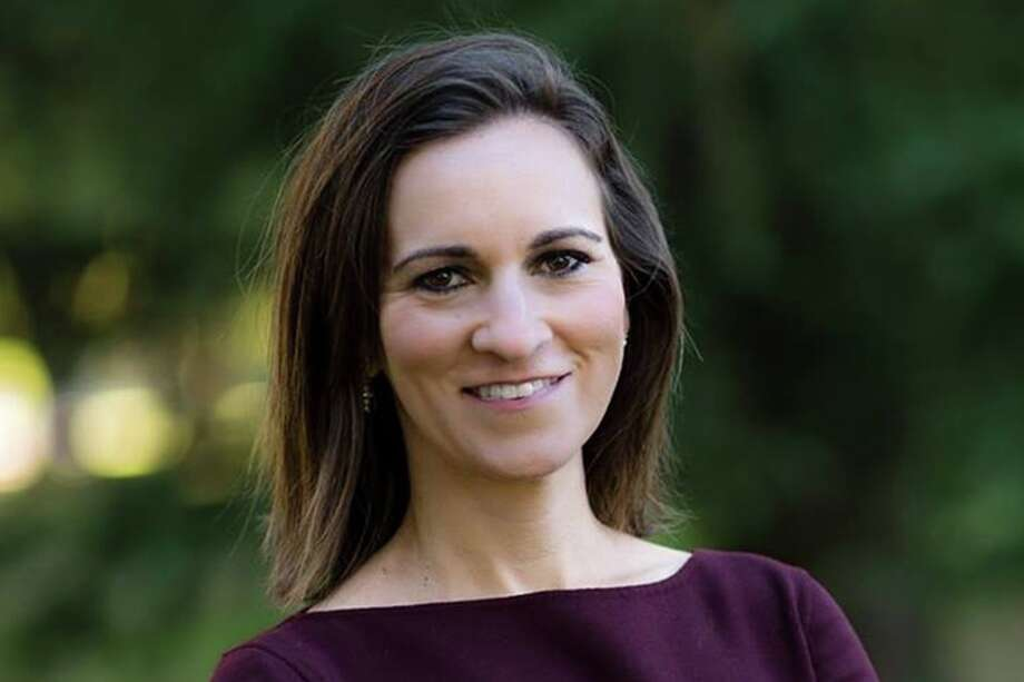 Mindy Finn, independent candidate for vice president, is from Kingwood. (Facebook)