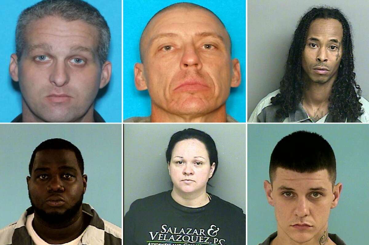 Click through the gallery to see the mugshots and charges against those wanted by Montgomery-area police.