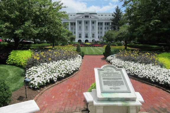 The Greenbrier's first 18-hole golf course was called The Old White TPC, which opened in 1914.