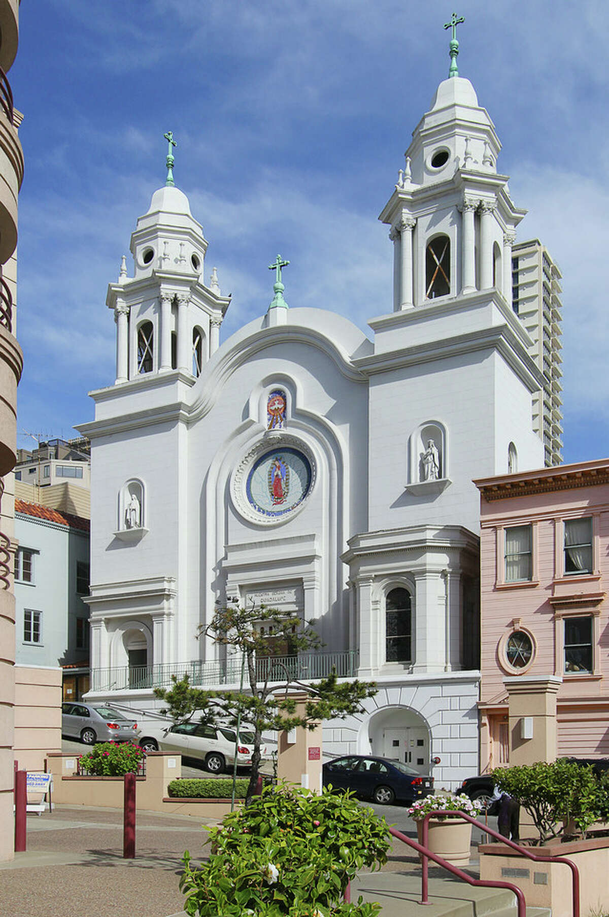 An ornate, stained glass-filled church in North Beach sold for $7 million in August 2016.